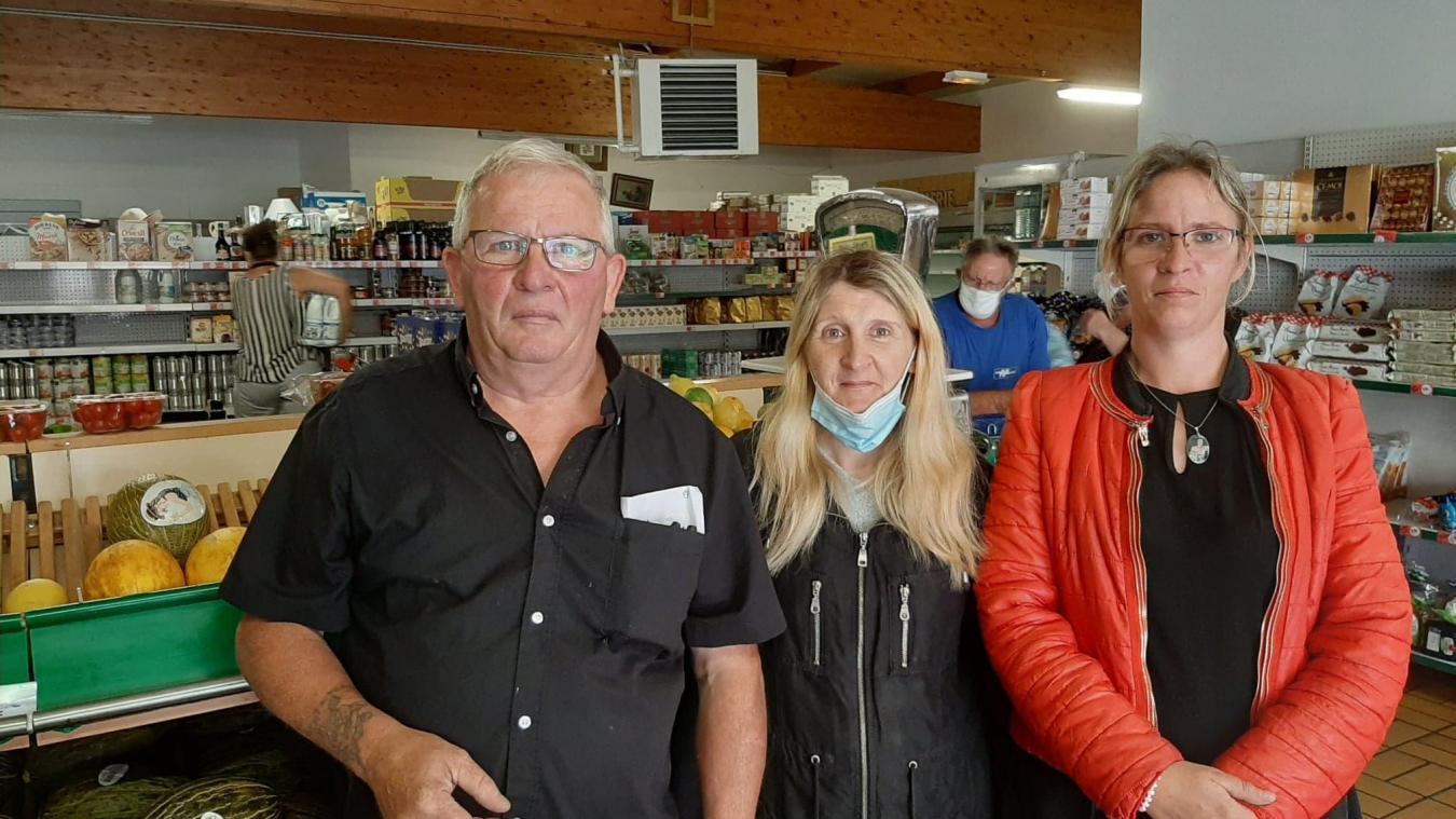 Calonne-Ricouart: des masques à petit prix à l'épicerie solidaire?