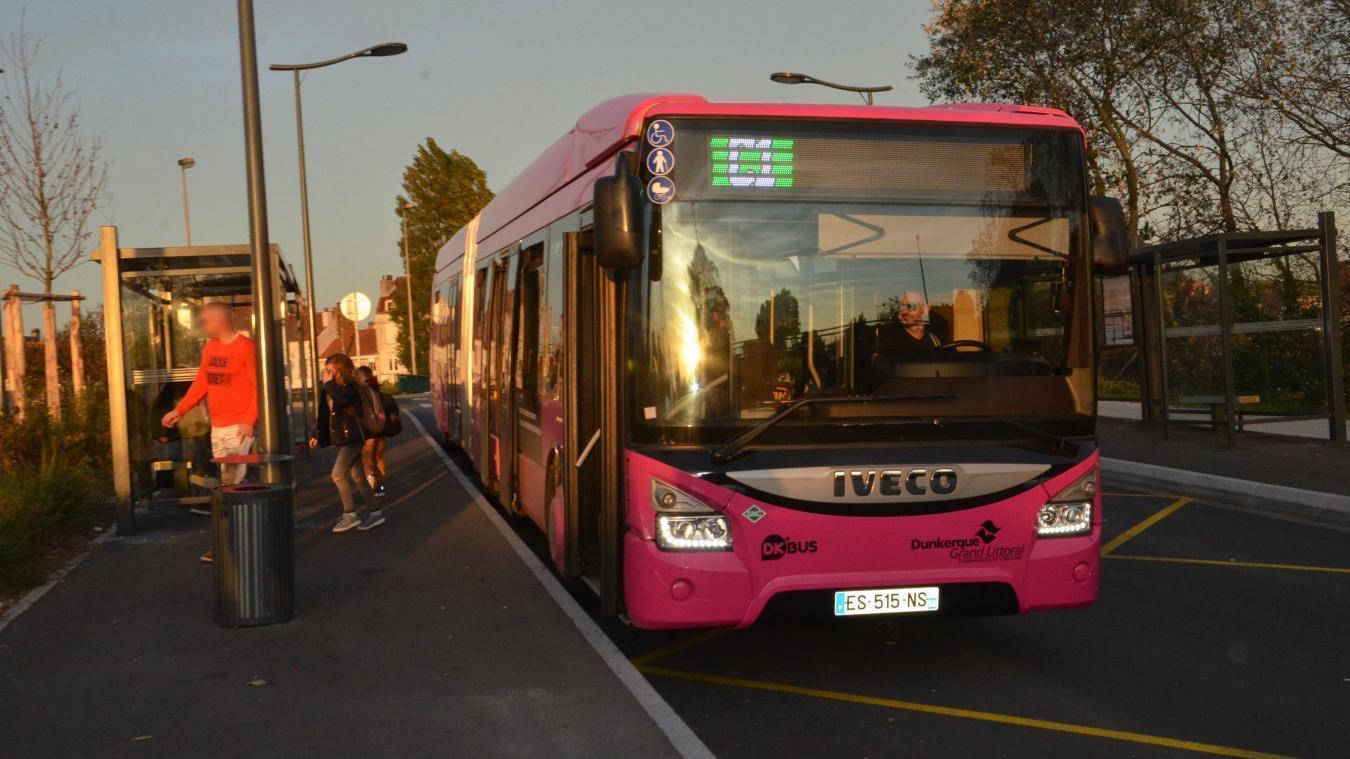L'incident s'est déroulé sur la ligne C1, entre l'arrêt Place de l'Abbé-Pierre et le terminus du Puythouck, mardi 28 juillet.