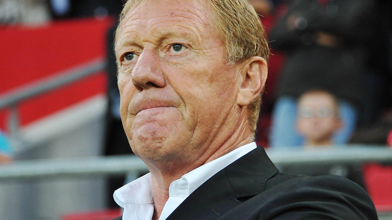 L'ancien entraineur de Dunkerque a succombé à une crise cardiaque.