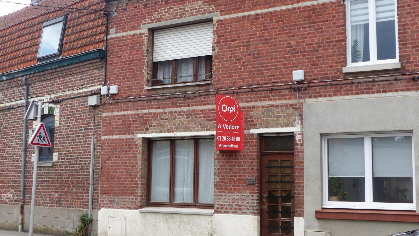 Nieppe : la maison de Line Renaud vendue