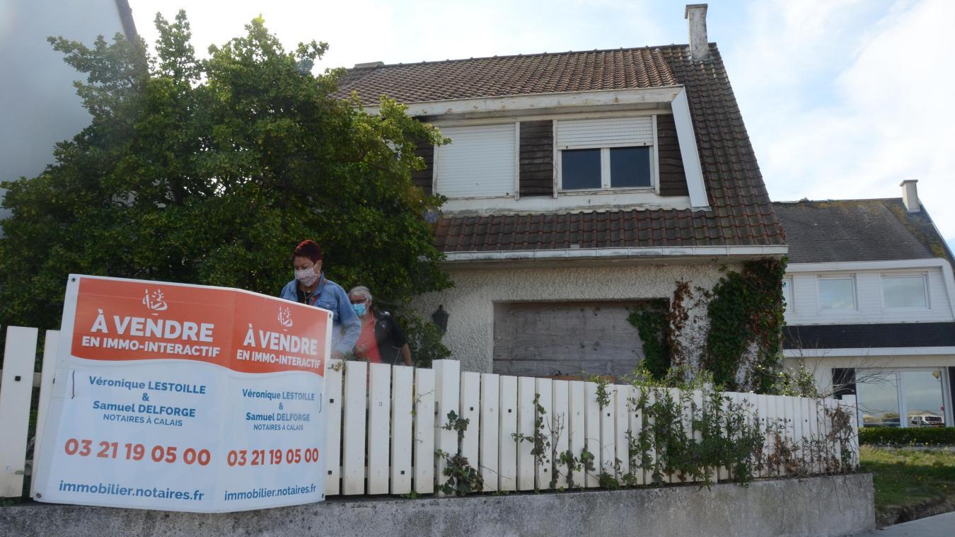 La maison abandonnée de la plage de Calais vendue aux enchères à partir de ce lundi: à combien partira-t-elle ?