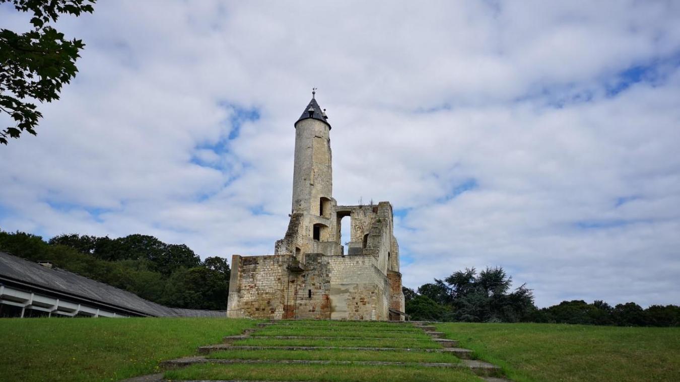 Le donjon a été classé à l'inventaire supplémentaire des Monuments historiques en avril 1965.