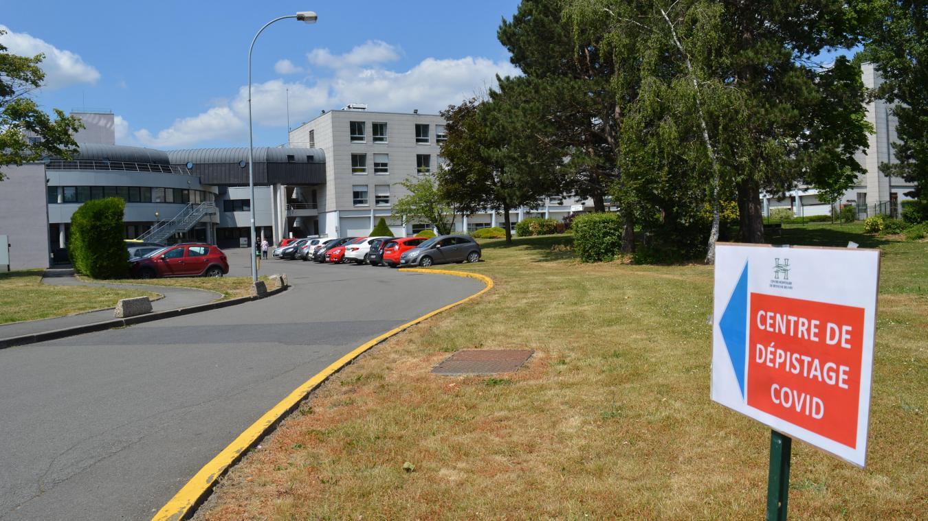 Covid-19 : point de situation dans les hôpitaux de l'Artois