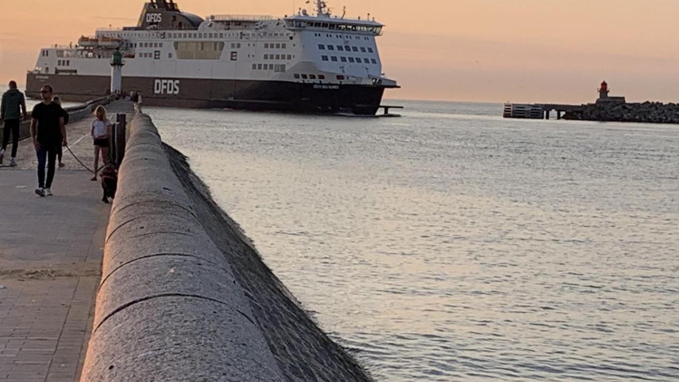 La compagnie maritime a annoncé la suppression de 142 postes.