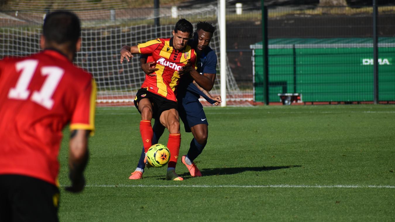 Le RC Lens s'incline face au Paris FC (Photos)