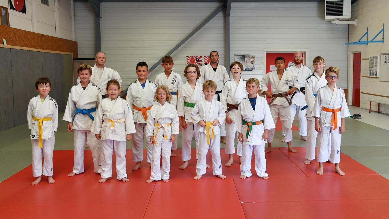Une reprise estivale pour Marck Judo