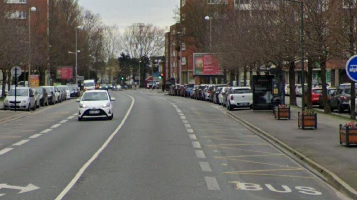 Le revêtement et la chaussée du boulevard Sainte-Barbe sont en train d'être rénovés (photo d'illustration).