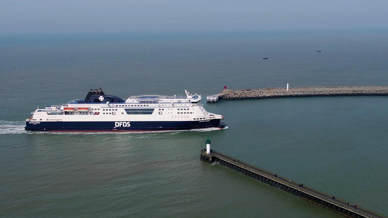 Pourquoi la compagnie DFDS va-t-elle supprimer des postes à Calais ? Son DG nous répond...
