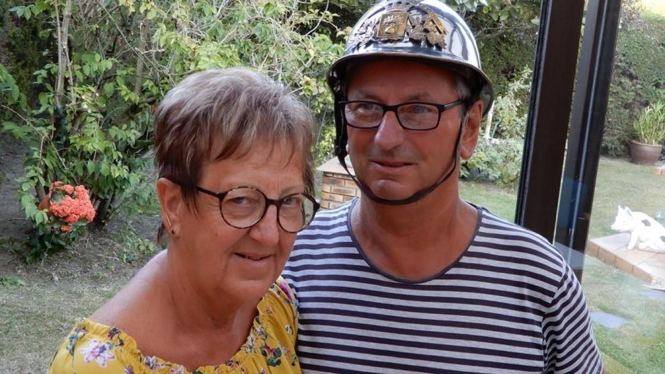 Les deux époux, impliqués dans la vie associative depuis une trentaine d'années, vont célébrer leurs noces d'or à la mairie de Mardyck ce samedi 8 août, 50 ans, jour pour jour !