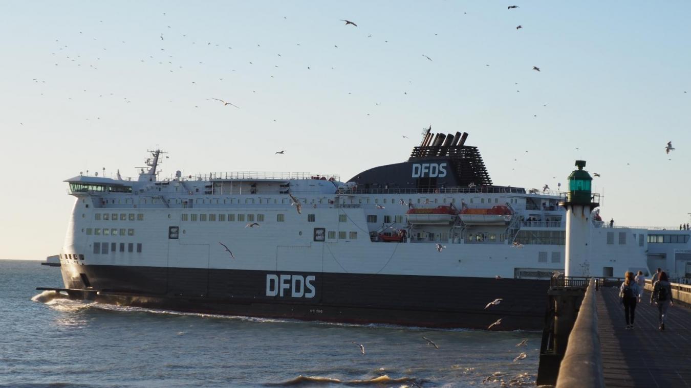 127 navigants de DFDS en moins à Calais: qui est concerné?
