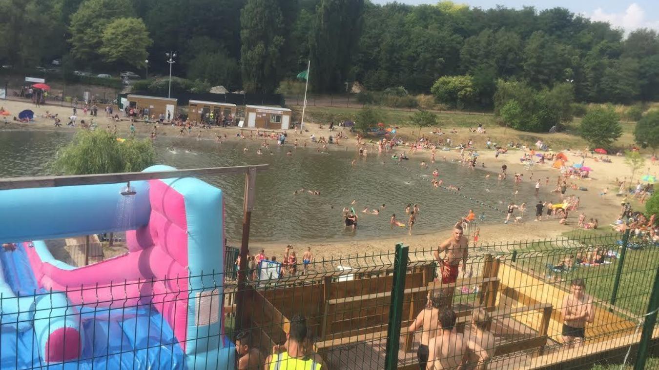 Pourquoi n'existe-t-il que très peu de zones de baignade en Artois?