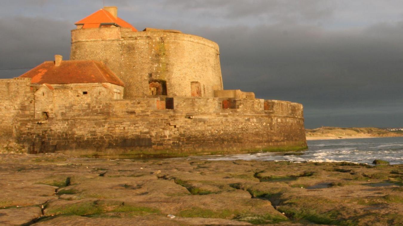 On peut visiter le fort d'Ambleteuse ce dimanche.