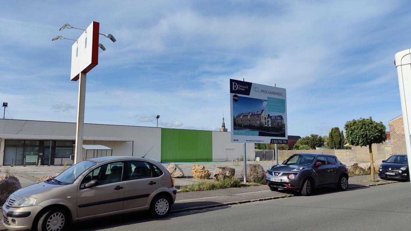 Le permis de construire pour le projet de 50 logements porté par le promoteur Edouard Denis a été refusé par Antony Gautier.