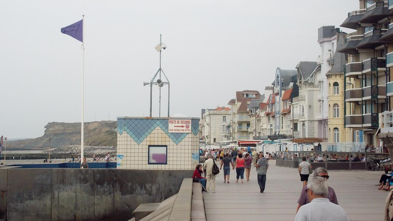 La baignade est interdite sur la plage de Wimereux, dès ce 12 août 2020 et jusqu'à nouvel ordre.
