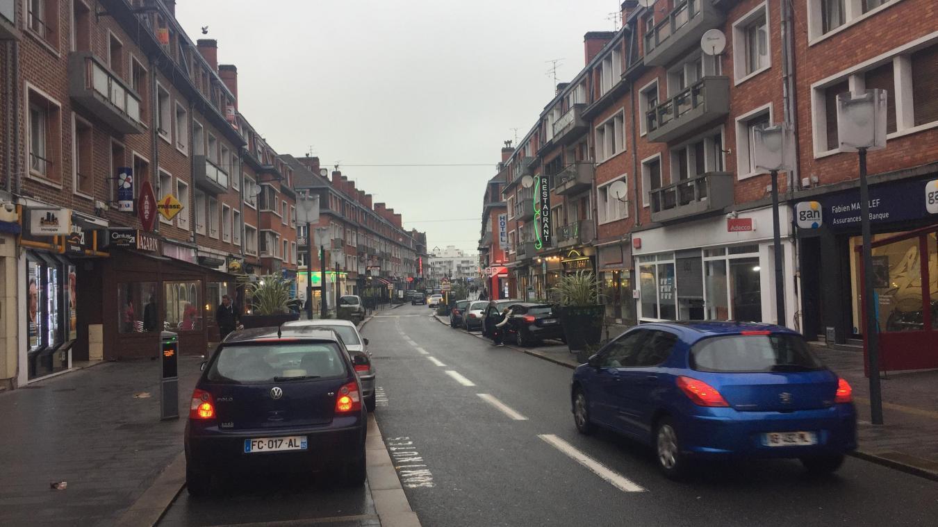 Le masque va devenir obligatoire rue Royale, rue de la Mer, place d'Armes et sur la digue à Calais
