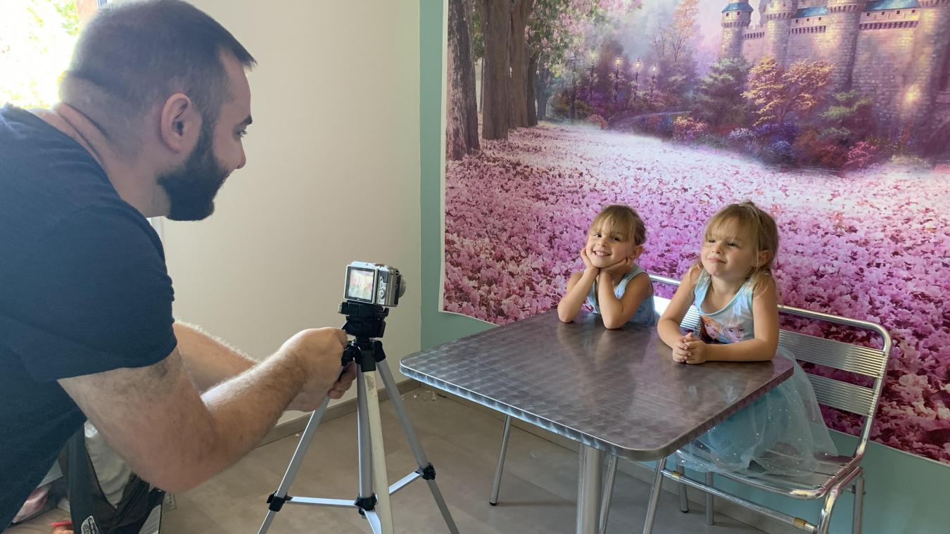 Zégerscappel : les jumelles ont 5 ans et sont déjà youtubeuses