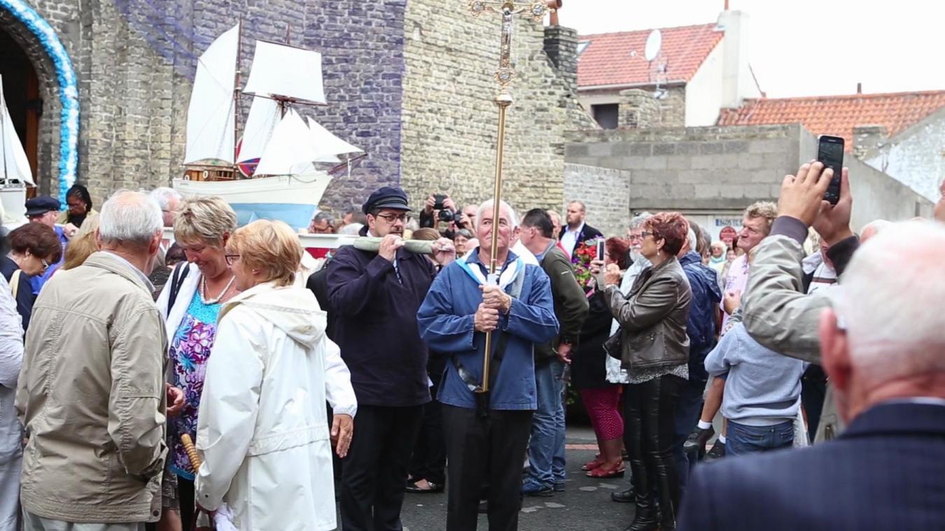 Cette année, ni Grand-Fort-Philippe, ni Dunkerque n'auront leur traditionnelle procession à l'occasion de l'Assomption.