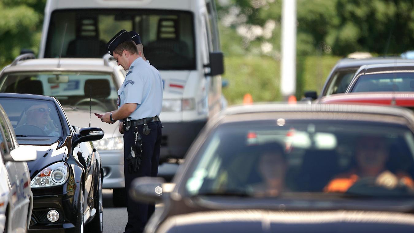Les policiers de Béthune ont effectué trois opérations de contrôle d'identité mardi 11 août.