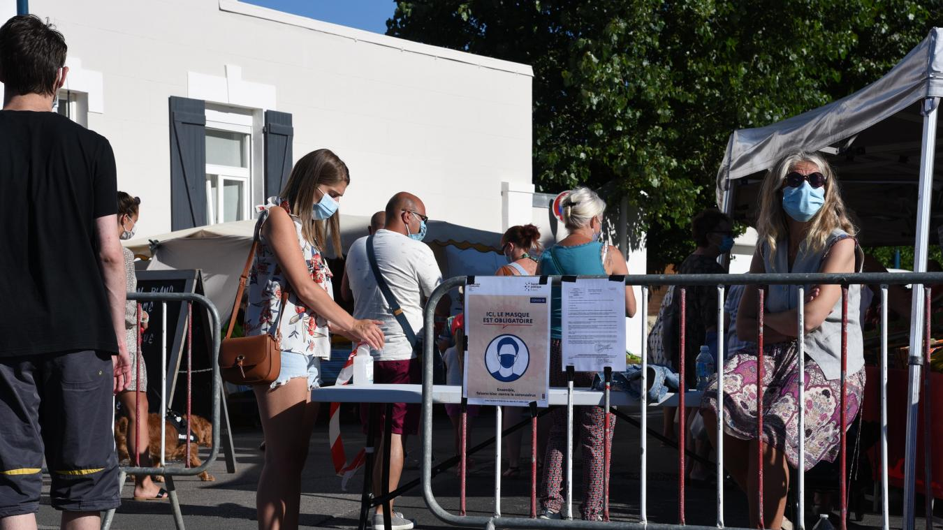 Port du masque obligatoire : la liste des rues concernées à Wimereux et au Portel