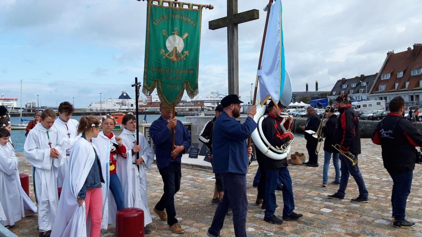 Fêtes maritimes à Calais: joutes et repas annulés, mais messe maintenue ce samedi