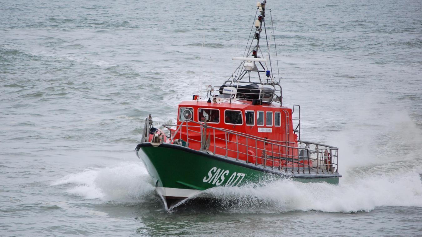 Le Cross Gris Nez a porté secours à des migrants au large de Dunkerque ce vendredi 14 août. Photo d'illustration.