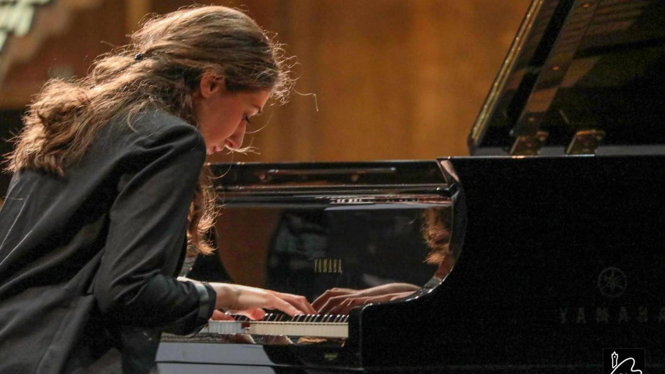 Lauréate du Concours International de piano des Hauts-de-France 2019, Les Étoiles du Piano, Irma Gigani interprétera des œuvres de Chopin et Liszt.