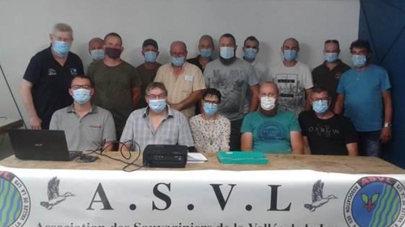 Les Sauvaginiers assurent qu'il œuvrent pour la sauvegarde du gibier.