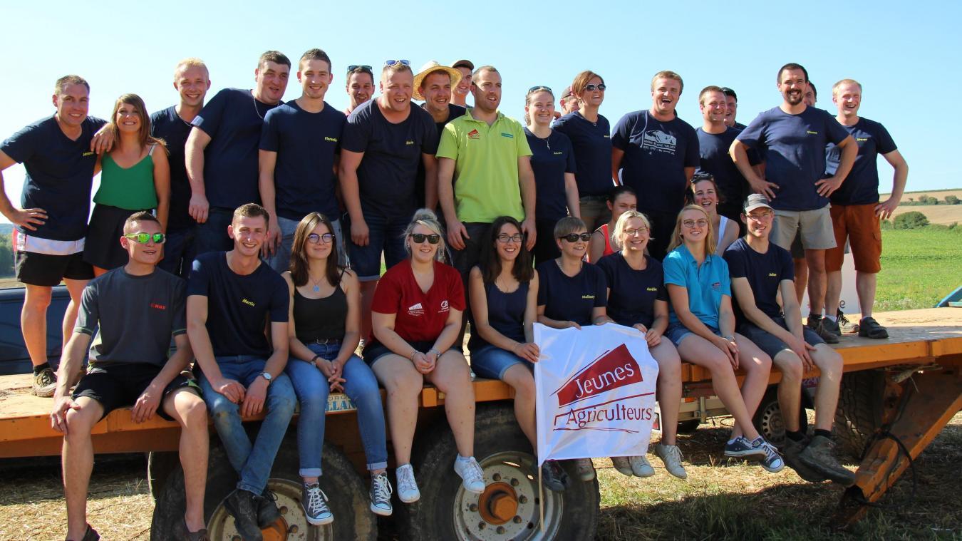 Le rendez-vous est proposé par les Jeunes Agriculteurs du Boulonnais.