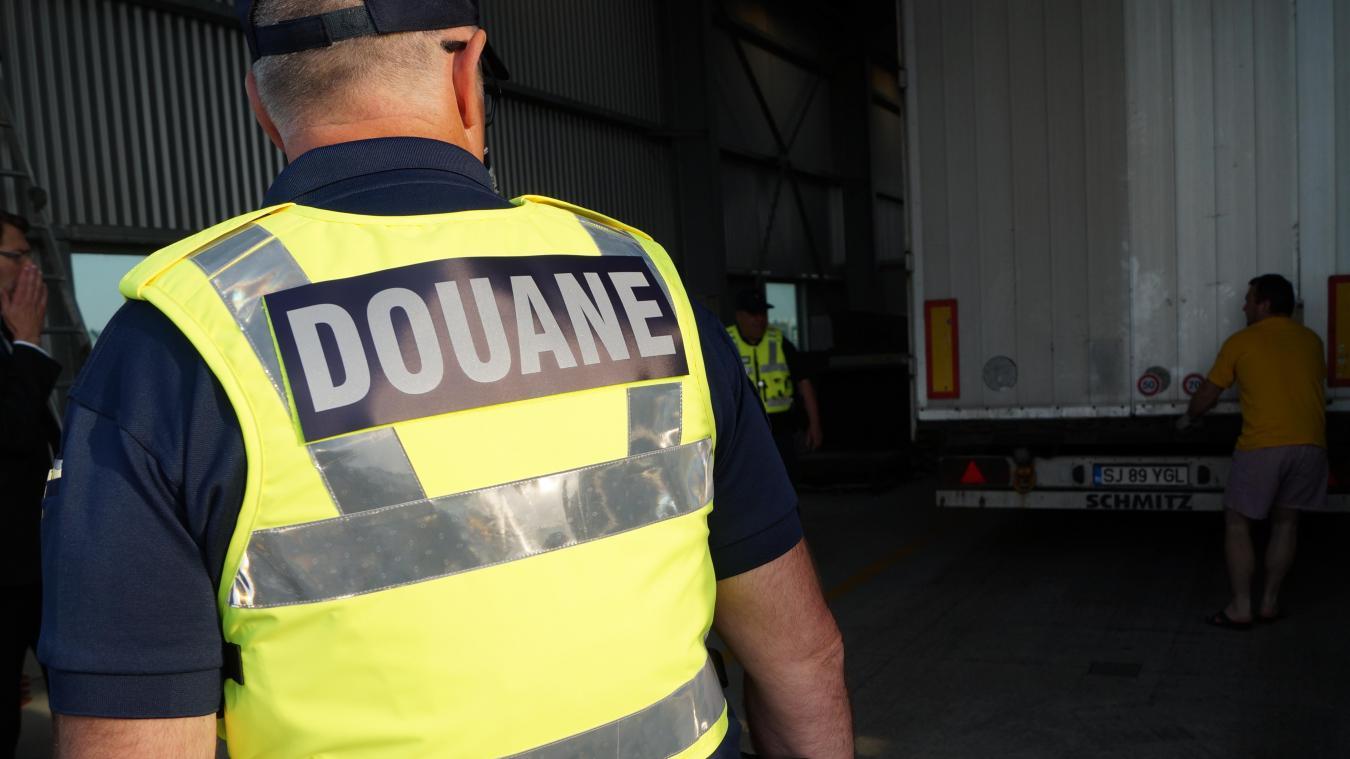 Le camion roumain arrivait d'Allemagne, en passant par la Belgique, avant de se rendre en Grande-Bretagne. (Photo d'illustration)