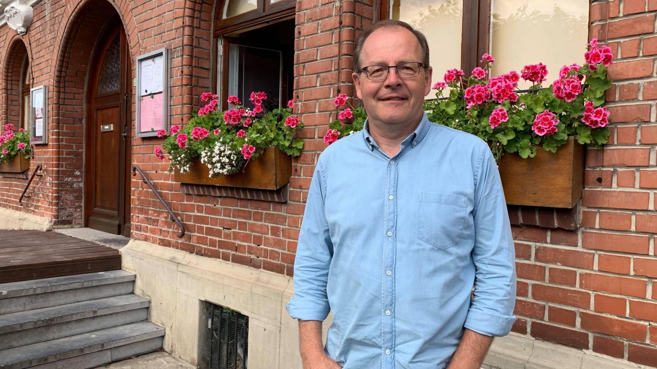 Luc Van Inghelandt, nouveau maire de Boeschèpe: «Il y a encore de belles choses à faire»