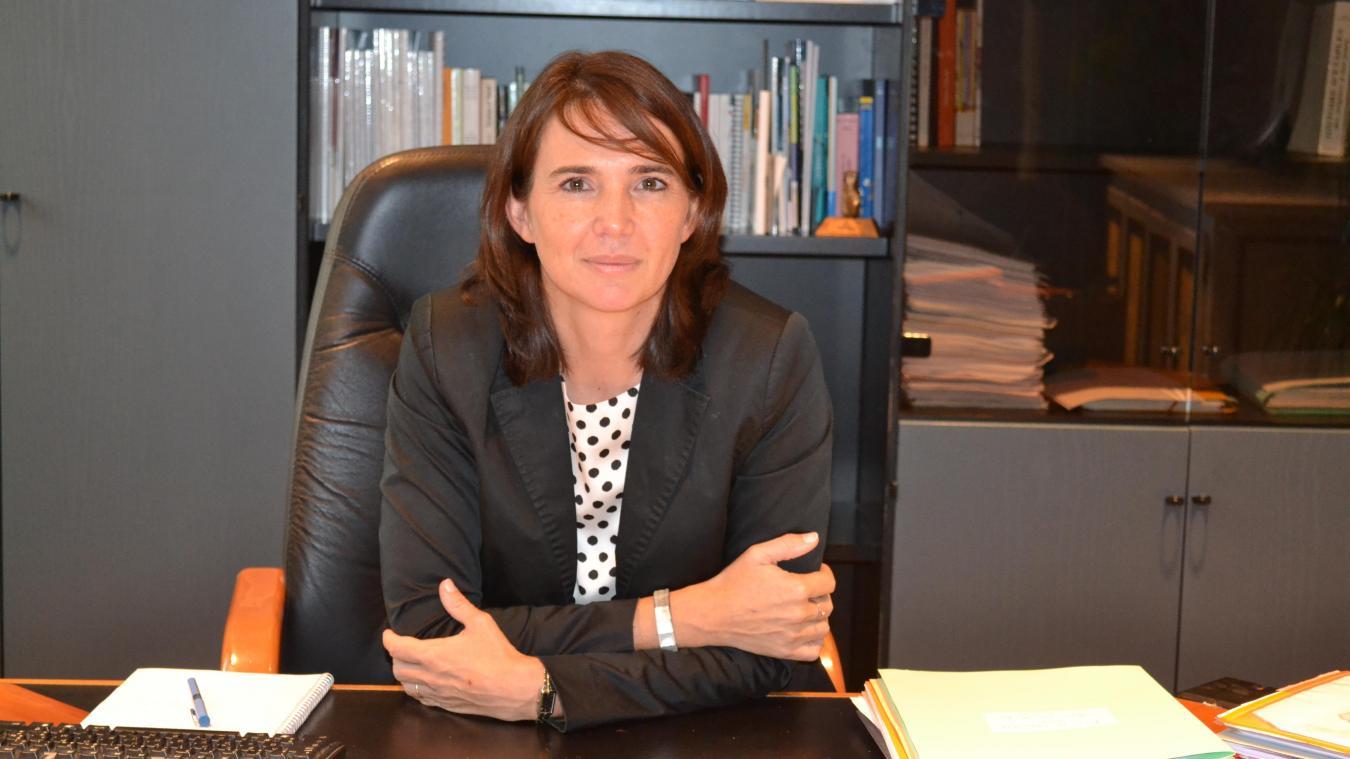 Marie Bâville était arrivée à la tête de la sous-préfecture de Montreuil en octobre 2017.