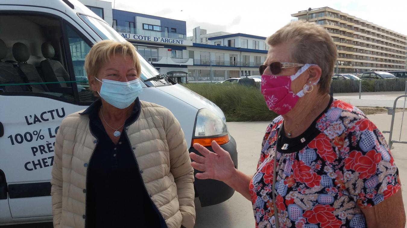 Bars éphémères à la plage en 2021, annonce le maire de Calais