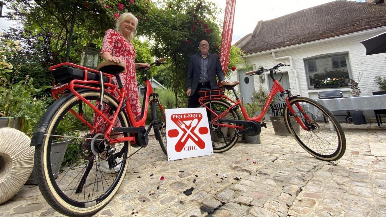 Fabienne Tarlier-Vesseron et Tim Matthews privilégient l'éco-tourisme.