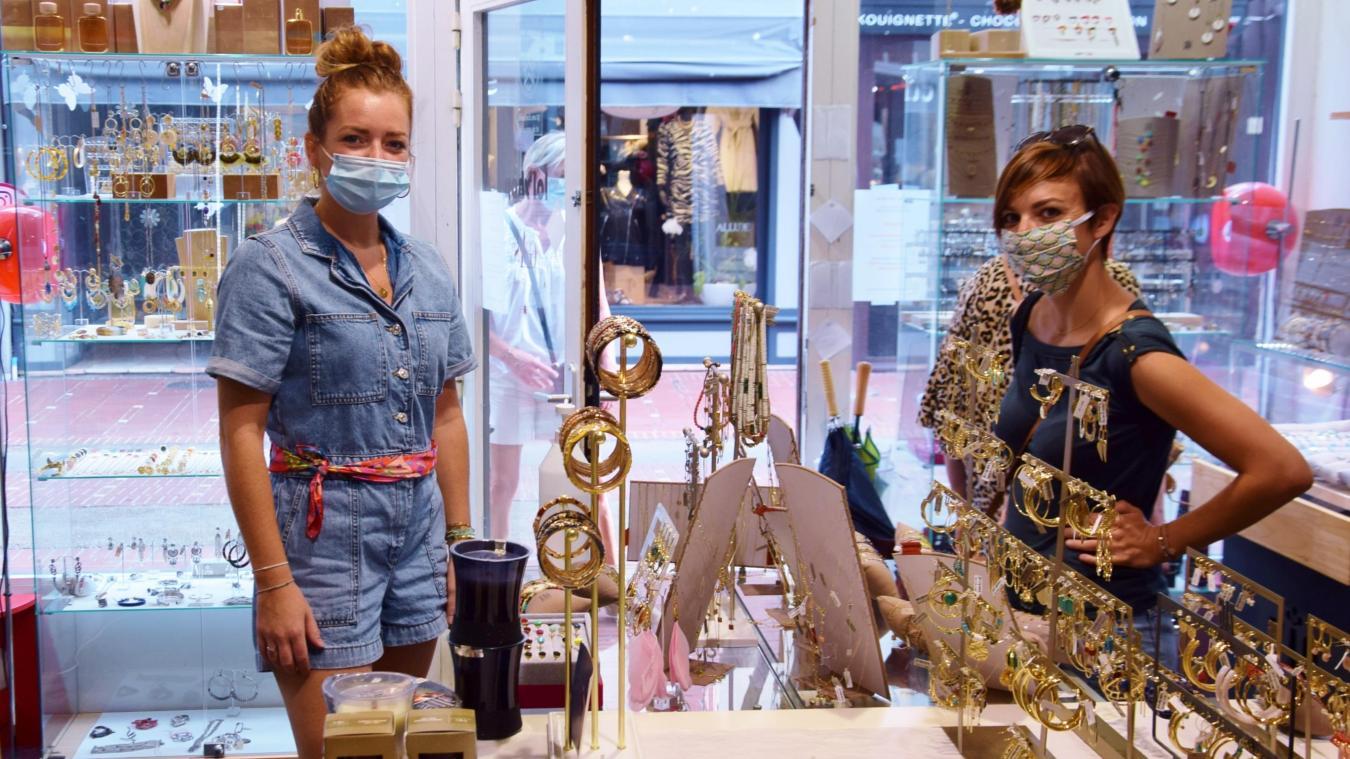 Anne Bocquet vous présentera ses bonnes affaires dans sa boutique Lol'Shop, située rue Saint-Jean au Touquet.