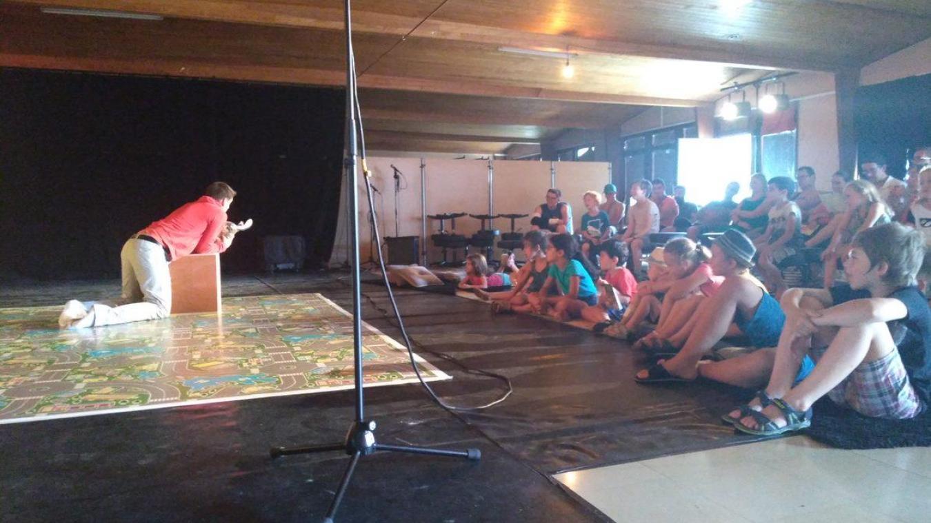 Béthune: place aux spectacles et ateliers au Mont-Liébaut avec Aoûtopie