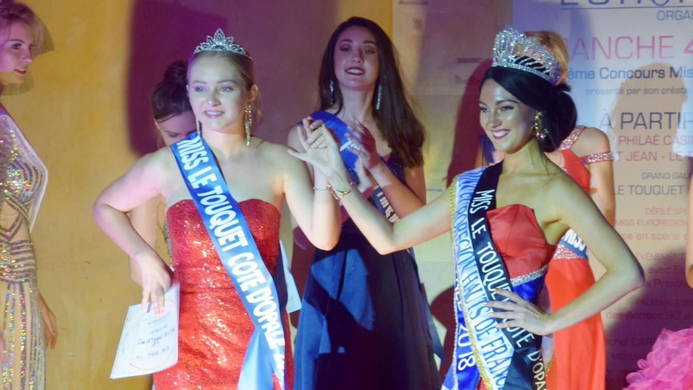 Axelle Devin, boulonnaise élue Miss Le Touquet Côte d'Opale 2019, remettra son écharpe en jeu dimanche 23 août au Grand hôtel.