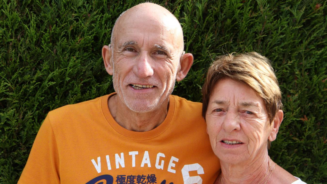 Le couple s'est rencontré le 13 août 1969, au bal populaire de Le Wast.