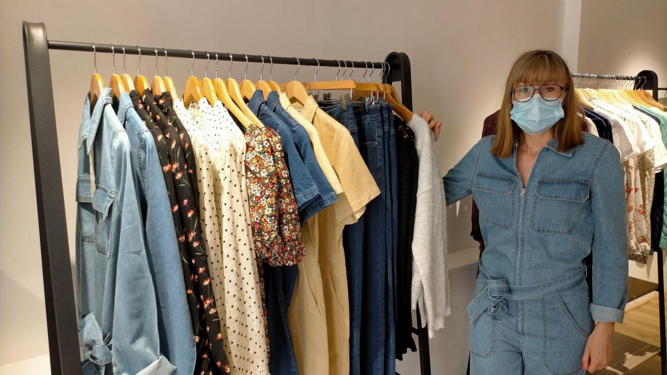 Deux gammes sont proposées aux clientes : une gamme chic et une gamme tendance.