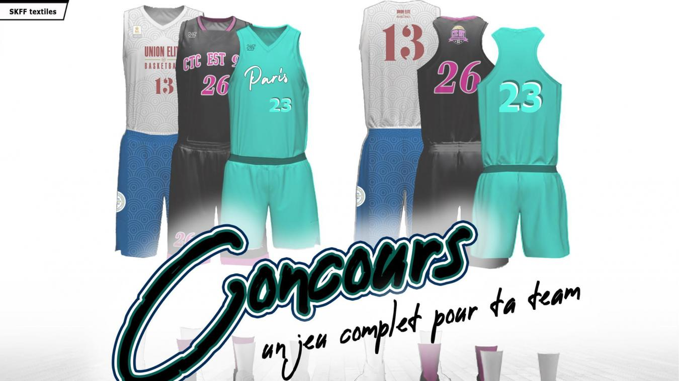 Aidez le BBC Coulogne à gagner un jeu complet de maillots et shorts
