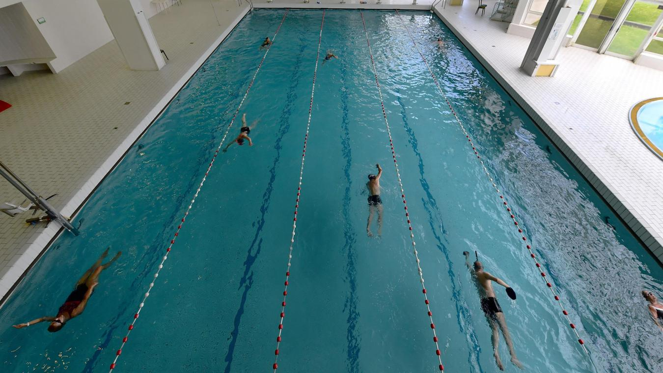 Réouverture de la piscine le mardi 1 er  septembre.