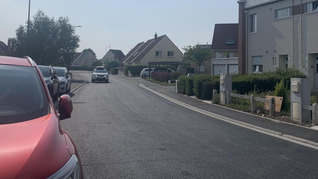 Les travaux, rue de Bergues, sont terminés depuis le jeudi 13 août.