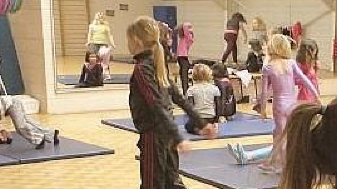 À la rentrée, une nouvelle activité sera proposée par la GVA de Brouckerque : de la gymnastique pour les enfants. Photo d'illustration