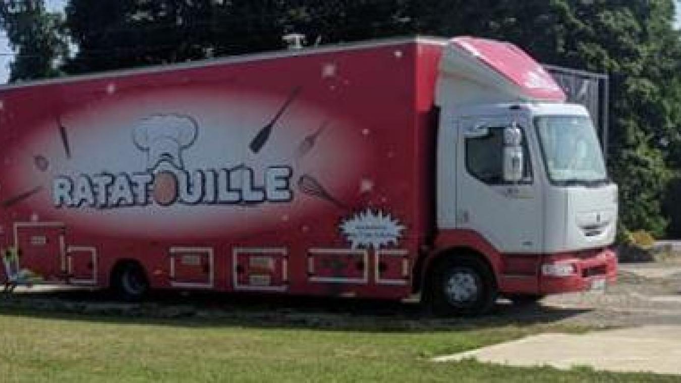 Aire-sur-la-Lys : le food-truck Ratatouille ferme