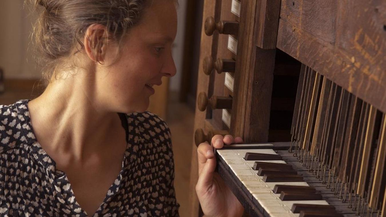 Cassel : dans le chœur d'un intérieur d'église