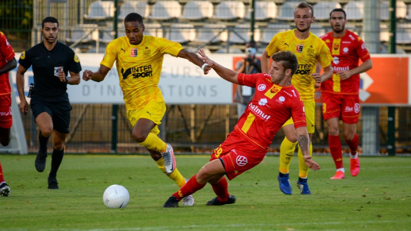 Les joueurs de Boulogne auront un premier défi à relever à domicile avec une partie de leur public qui va se délocaliser jusque Calais.