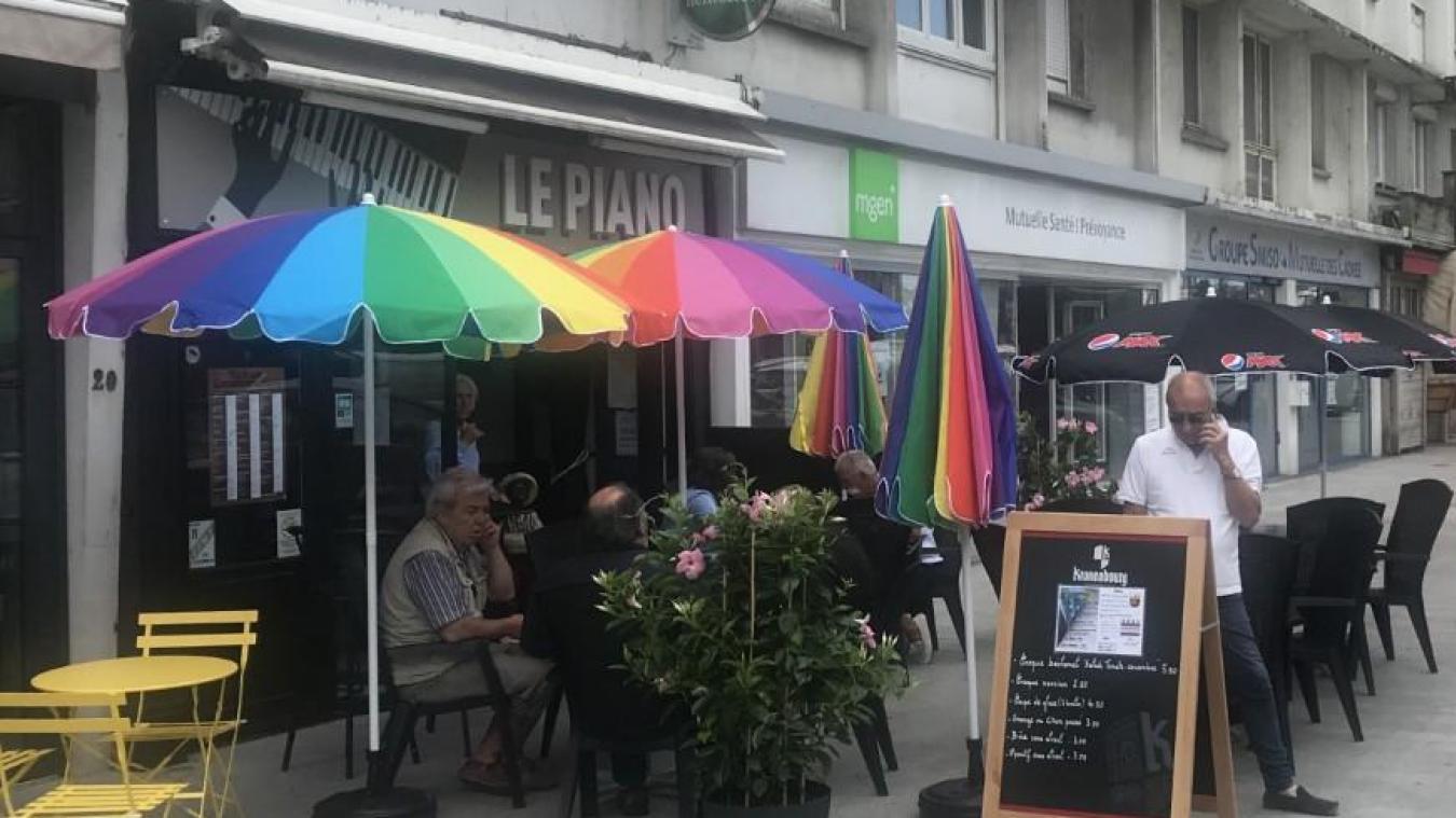 Le Piano, bar ambiance, est ouvert depuis le début du mois d'août rue Faidherbe, en lieu et place de l'Happy qui a fermé au mois de mars.
