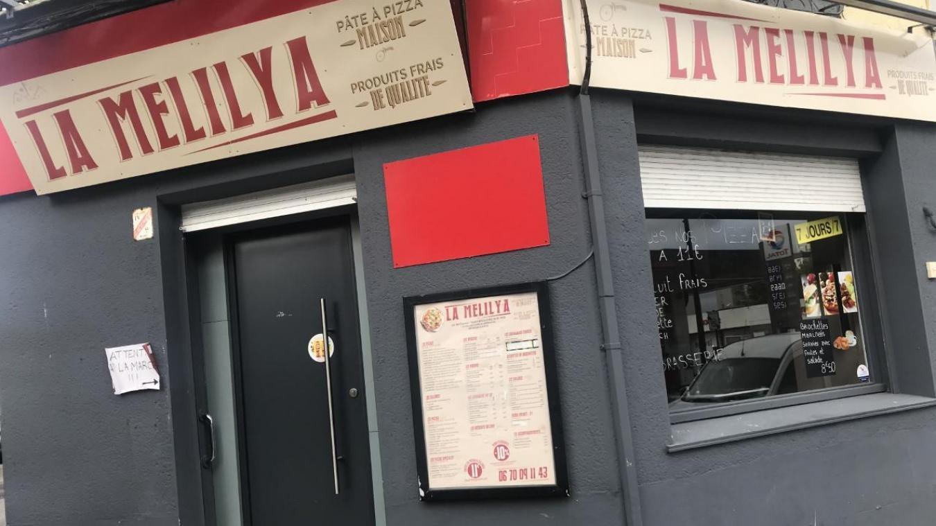 La Melilya a ouvert au 15 août , 107 boulevard Daunou.