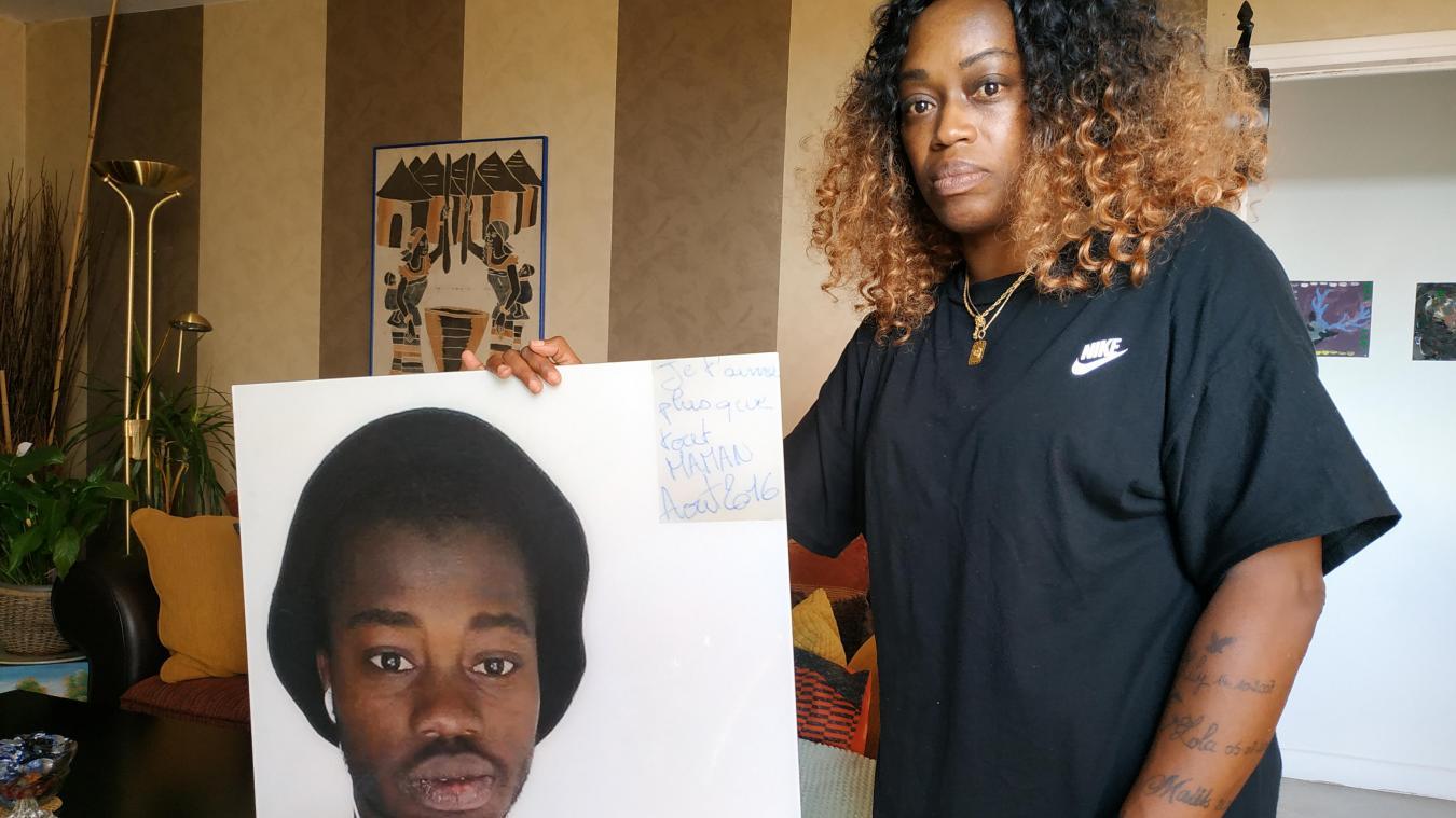 Laure Barbin, la maman de Malik, sa lionne veut que les agresseurs de son fils soient jugés.