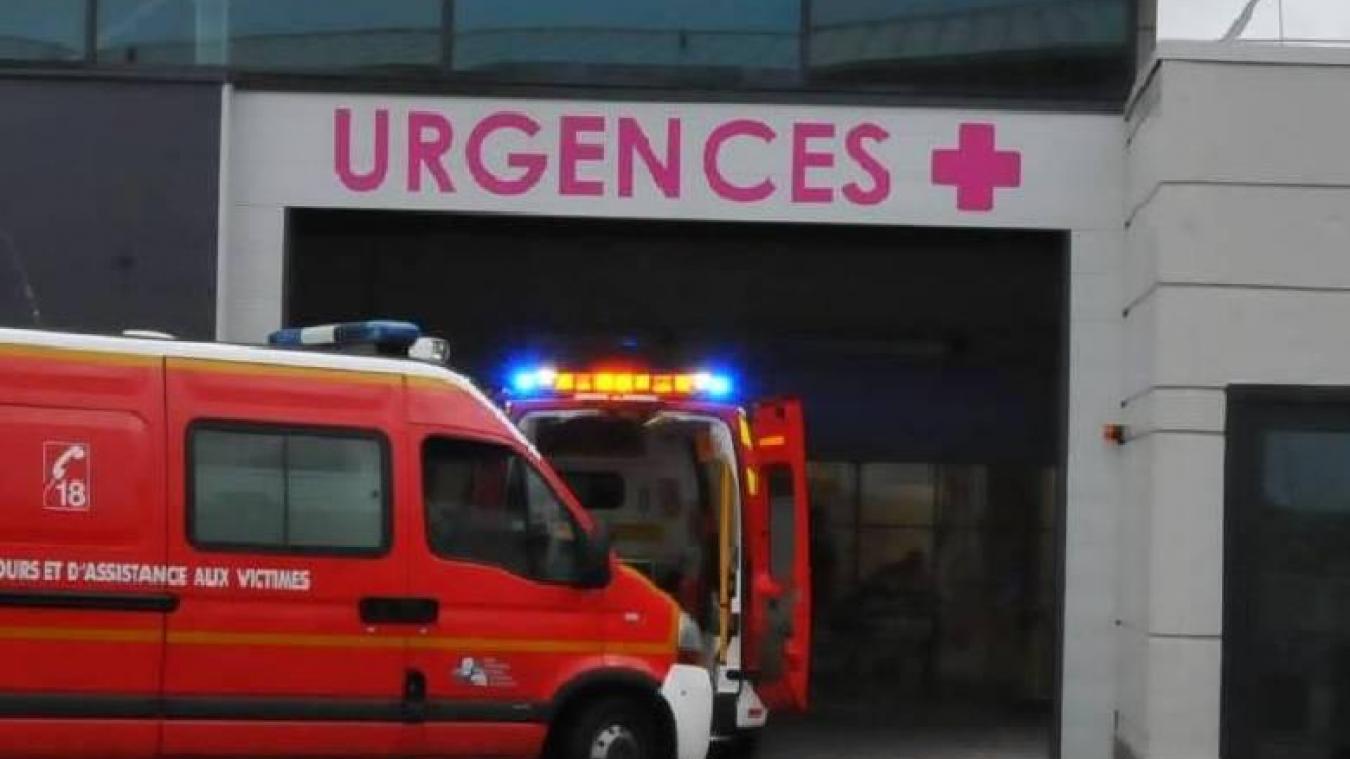 Malgré la reprise de l'épidémie, la situation reste calme au centre hospitalier de Calais.