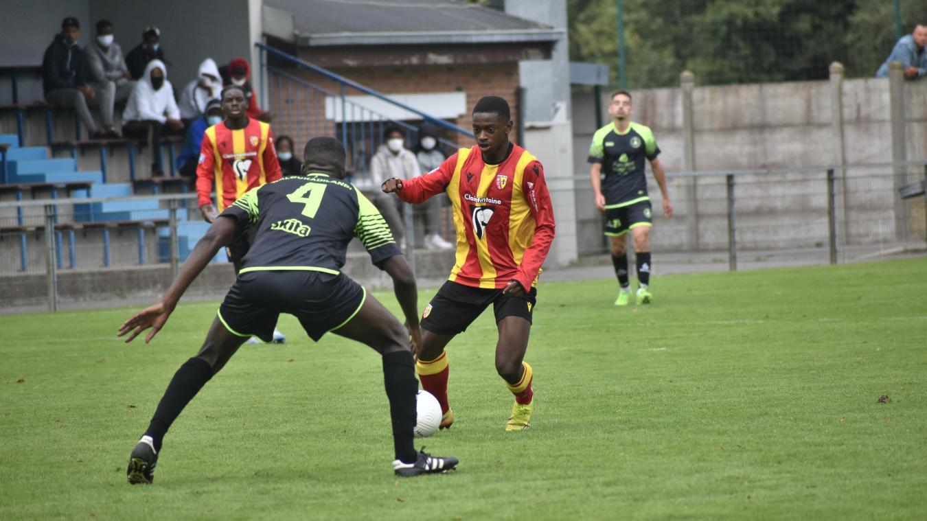 RC Lens: La réserve renverse Belfort au terme d'un match fou